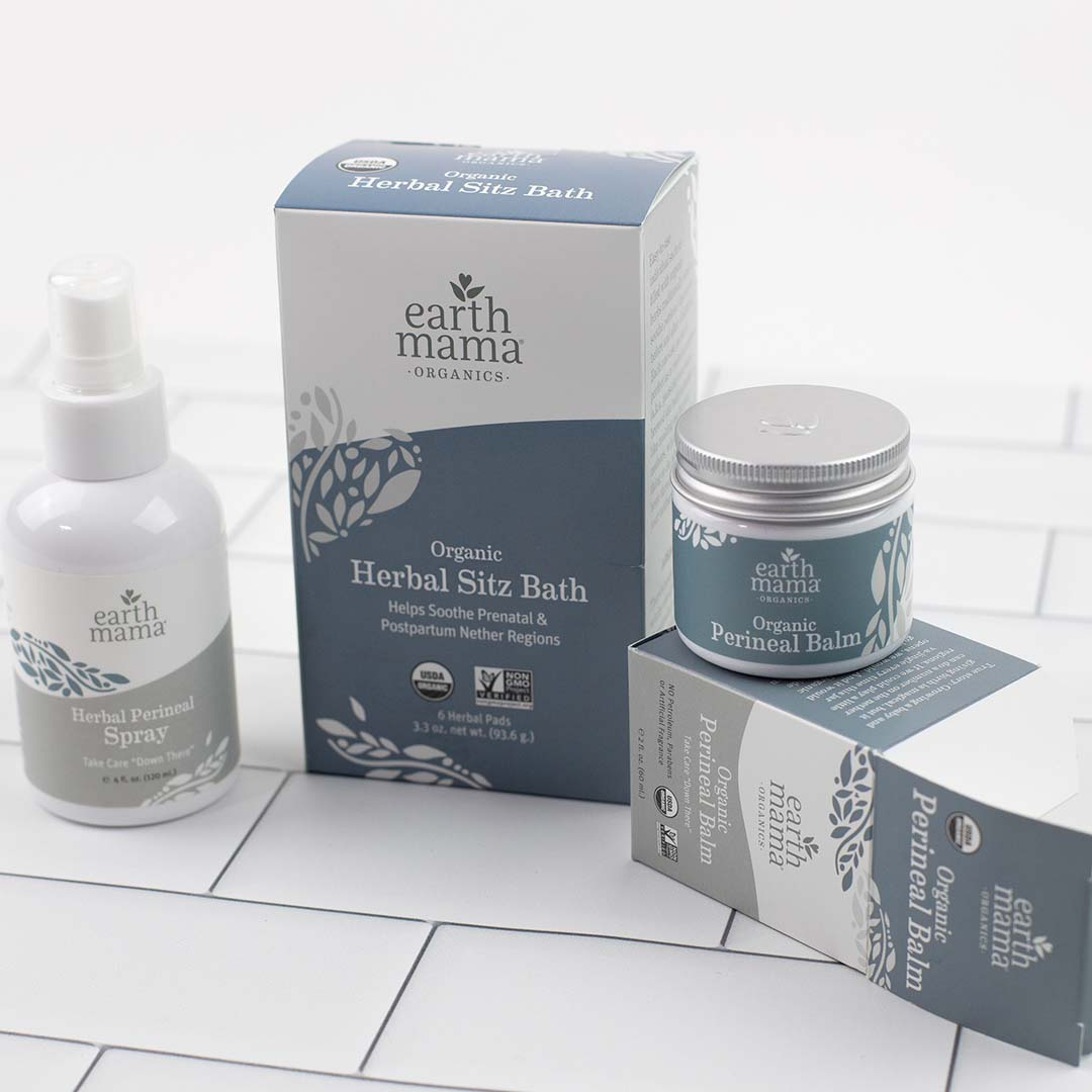 Earth Mama Organics - Postpartum