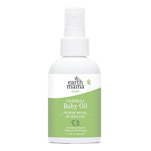 Earth Mama Organics - Calendula Baby Oil