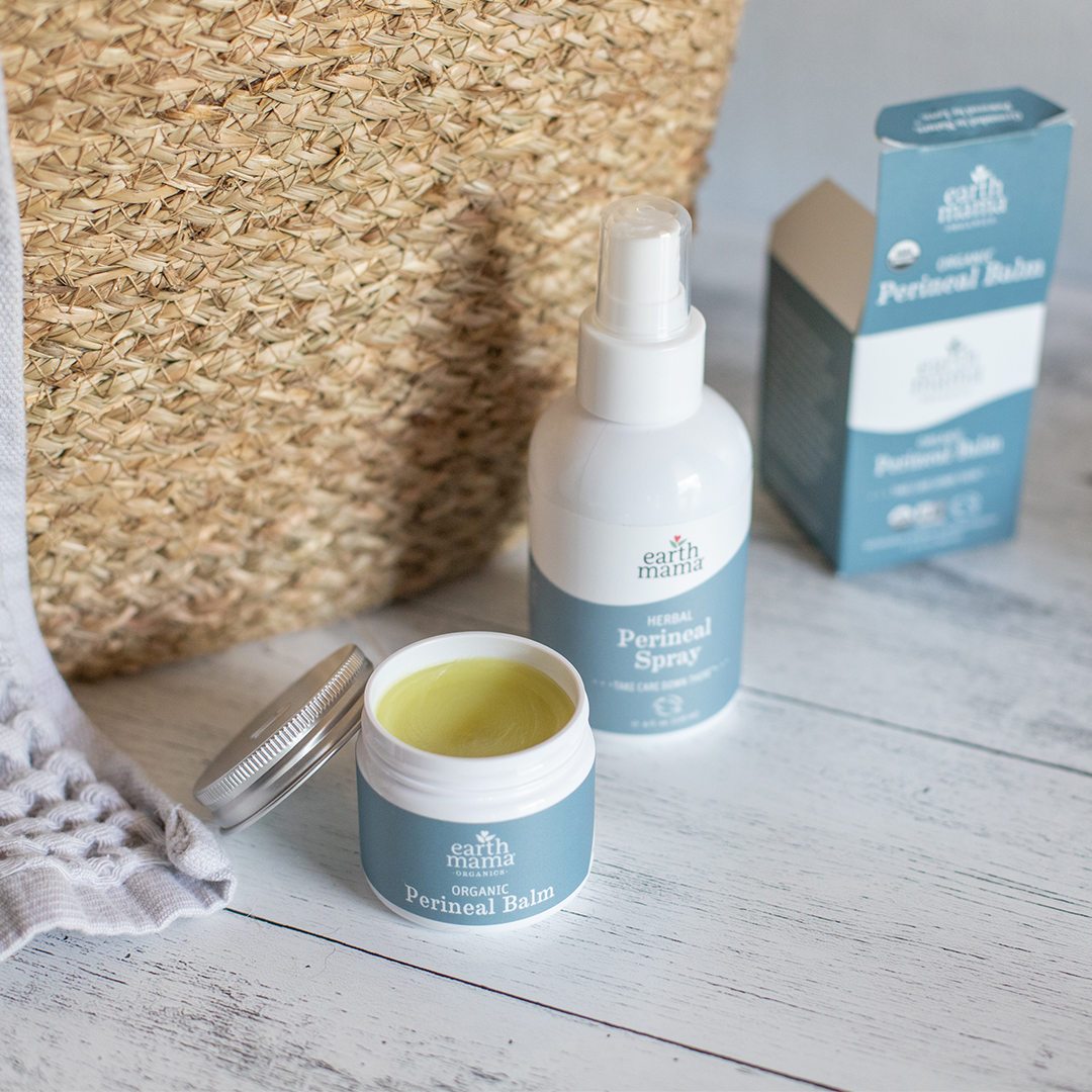 Earth Mama Angel Baby - Big Push Birth & Baby Kit