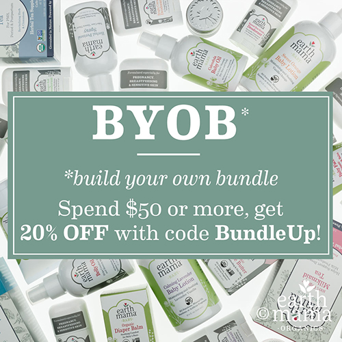 Build Your Own Earth Mama Organics Bundle!