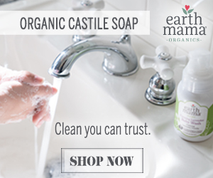 Earth Mama Organic Castile Soap