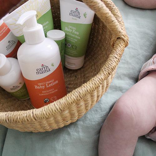Earth Mama Organics - Baby