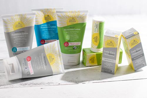 Earth Mama Mineral Sunscreen