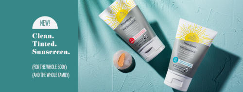Tinted Mineral Sunscreen Lotion