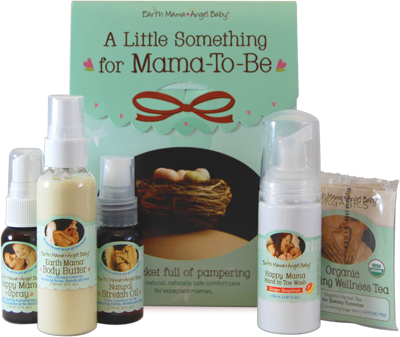 Natural Pregnancy Gift Pack