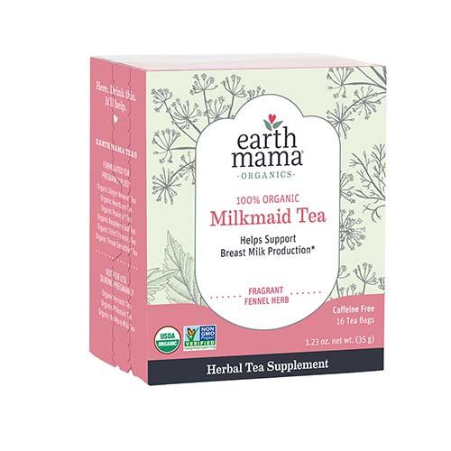 Earth Mama Organics - Organic Milkmaid Tea