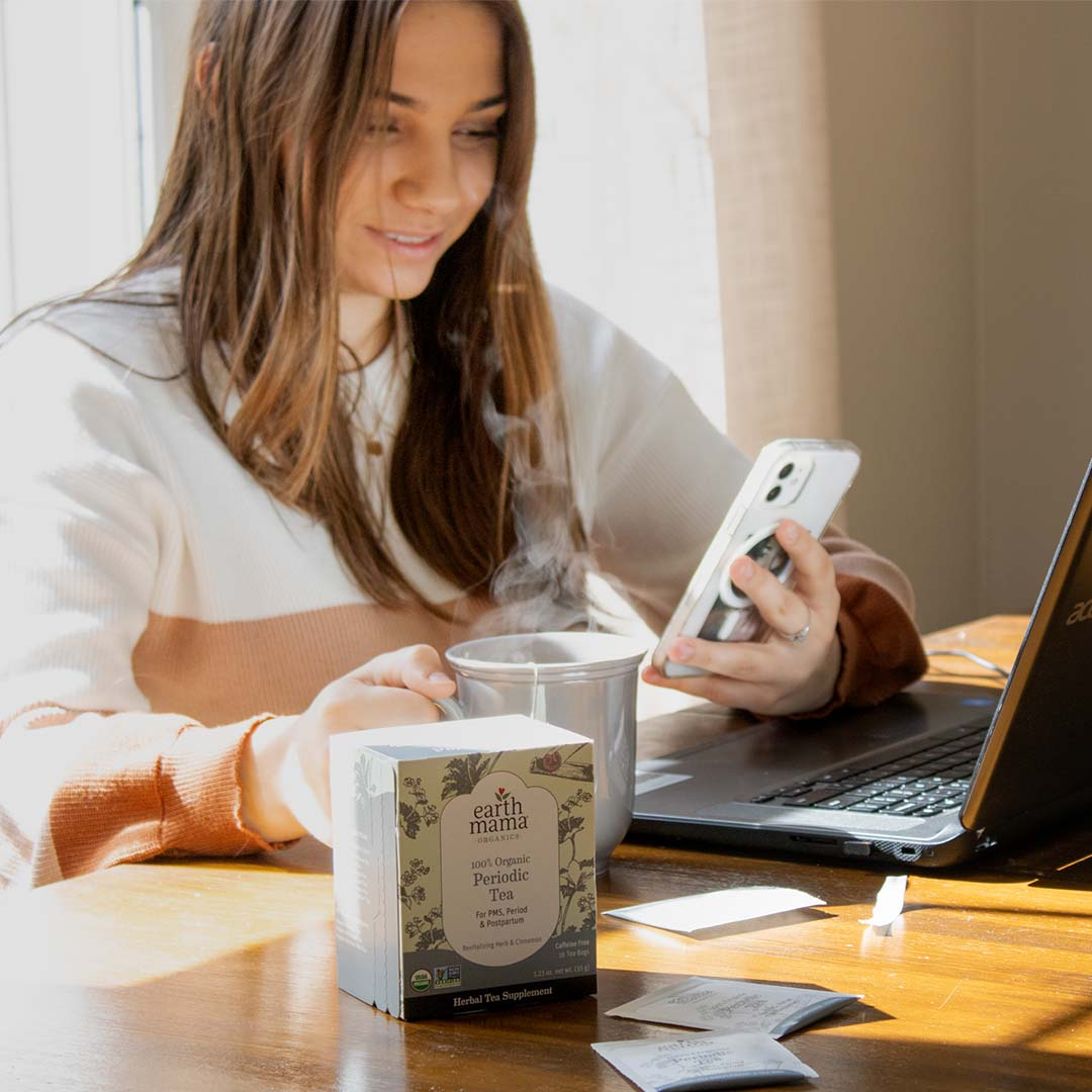 From PMS to Peace, Love and Comfort With Periodic Tea