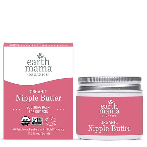 Earth Mama Organics - gift ideas for a breastfeeding mom.