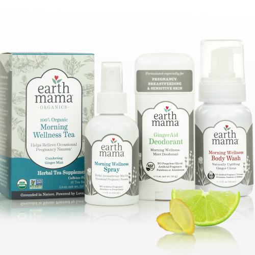 Earth Mama Angel Baby - Pregnancy Bundle