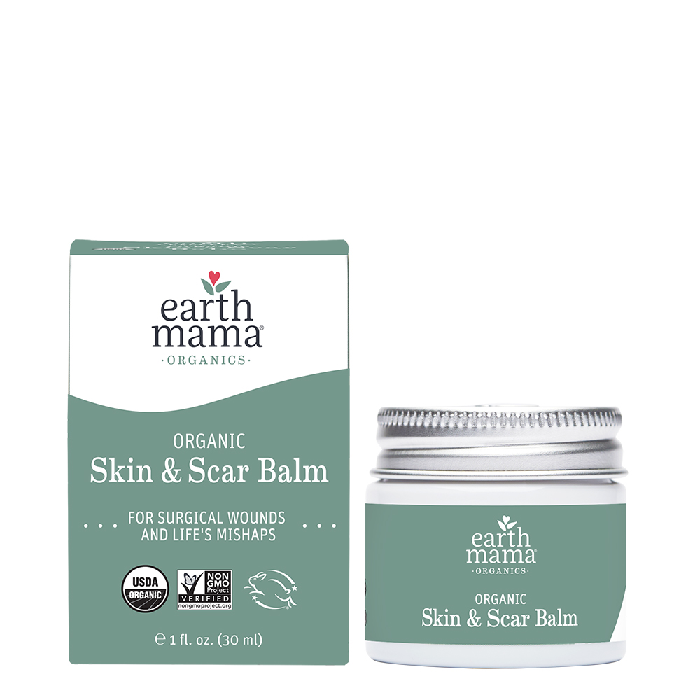 Earth Mama Angel Baby - C-Mama Healing Salve