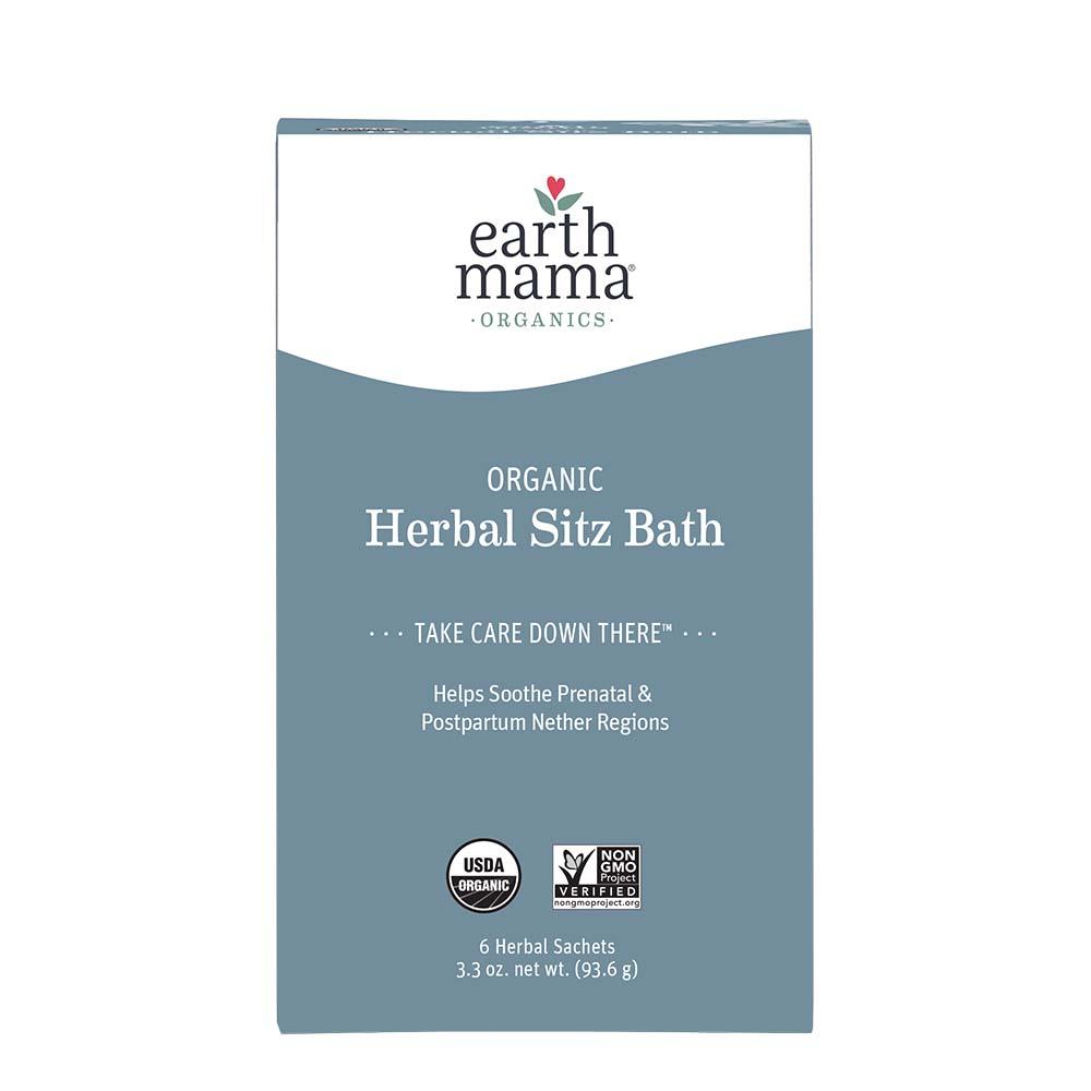 Earth Mama Organics Herbal Sitz Bath