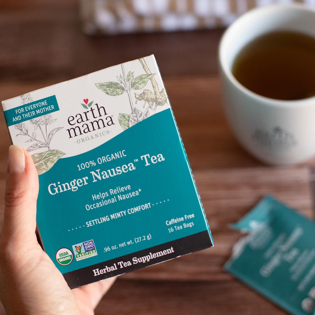 Earth Mama - Morning Wellness Tea