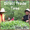 Direct Trade Teas from Teas Etc