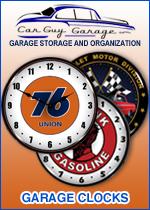 Garage Storage, Cabinets, and Organization