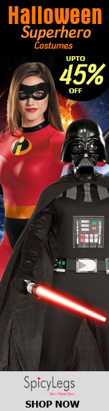 Buy Superhero Halloween Costumes at up to 45% Off. Hurry