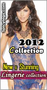 SpicyLegs.com-2012 Lingerie Collection