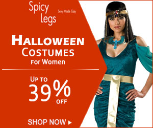 Upto 39% off on Women Halloween Costumes