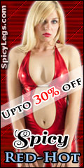 Sizzling Club wear Dresses at Up to 30% off. SpicyLegs.com