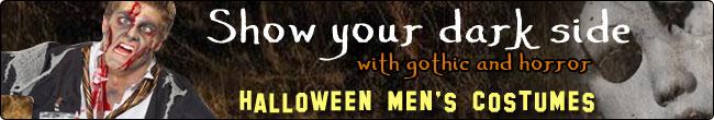 Men's Halloween Costumes - SpicyLegs.com