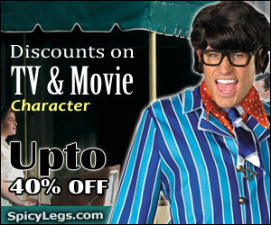Best selling TV movie character costumes at lowest prices