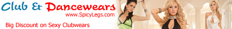 Big discount on Sexy Club and Dance wear. Low in price, best in quality. Shop now