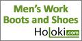 Men''s Holoki Work Footwear