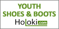 Youth Footwear at Holoki.com