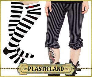 Find Vintage, Retro, Rockabilly and Goth styles at Plasticland