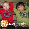 Positively Organic Baby Clothes
