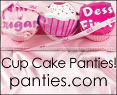 panties.com cupcake panties!