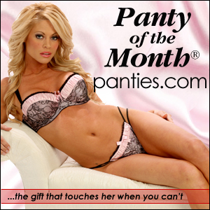 Ppanties.com Panty of the Month