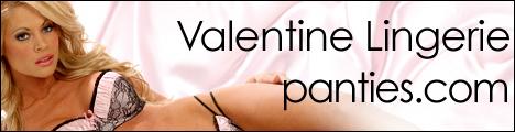 panties.com Valentines Lingerie