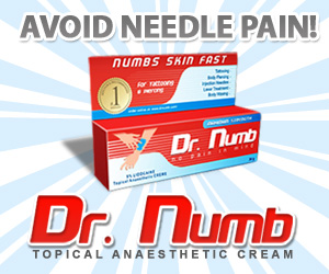 Dr. Numb Strongest Numbing Cream