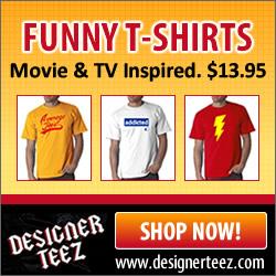 Designer Teez - Funny T-shirts