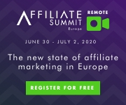 Register for Affiliate Summit - Never Stop Climbing