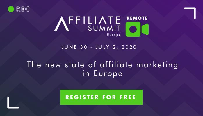 Affiliate Summit Europe 2020