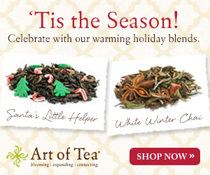 Art of Tea Holiday Blends