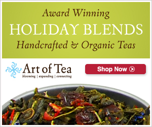 Blended Teas for the Holidays