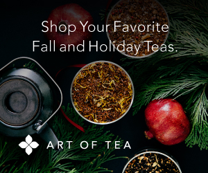 AOT 300x250 Fall Holiday Teas 073019