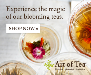 Art of Tea Organic Blooming Teas