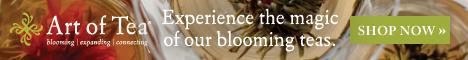 Art of Tea Organic Blooming Teas
