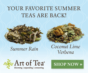 Art of Tea Summer Inspired Blends