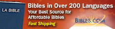 Bibles.com Bibles in over 200 Languages