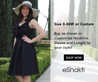 Dresses, skirts, retro, chic, feminine, contemporary, womens, custom, clothing