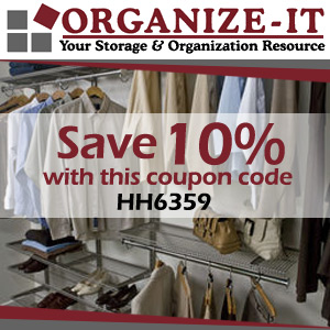 Organize-It Your Storage and Organization Resource