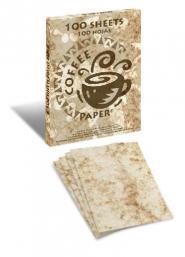 Coffee Paper™ 100 Sheet Box
