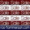 Ros Hommerson Shoe Sale!