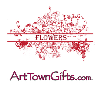 Order flowers your way with Arttowngifts.com