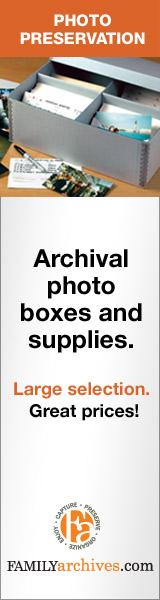 Photo Boxes & Supplies