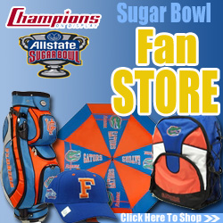 Shop the Gators Fan Store at ChampionsOnDisplay.com for gret deals on icense team logo merchandise, fan gear and collectibles. Quic Shipping $4.99 ever day!